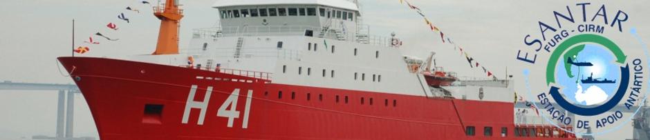 ESANTAR - Estação de Apoio Antártico - FURG